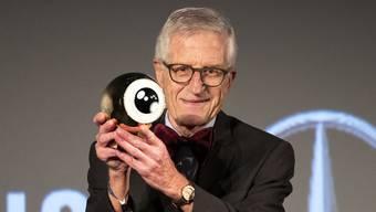 Rolf Lyssy am Zürich Film Festival 2020.