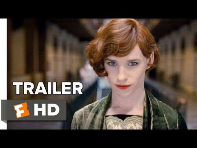 The Danish Girl Official Trailer (2015)