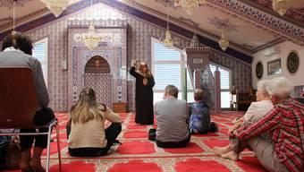 Besuch in der Wohler Moschee