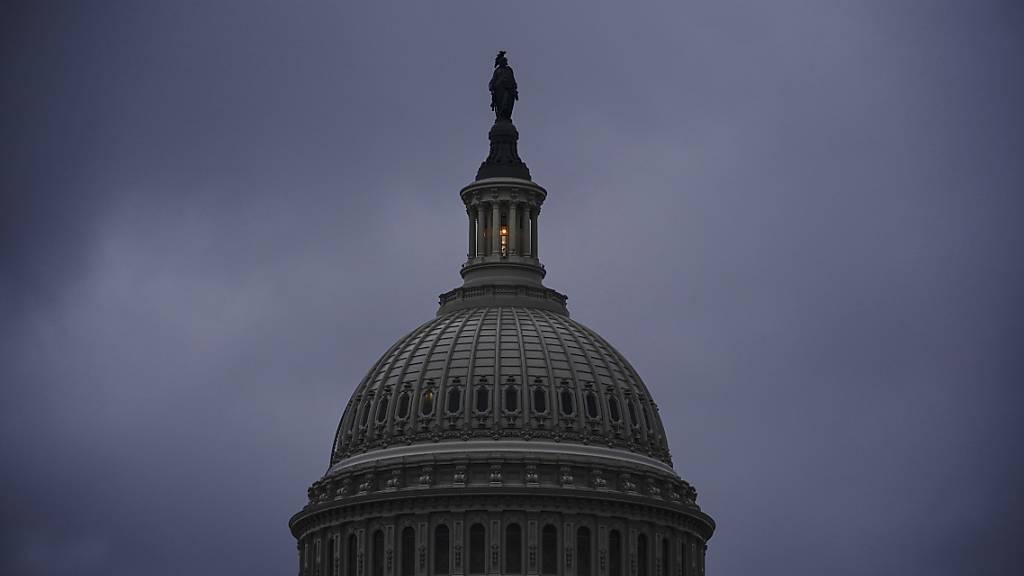 US-Senat bringt Barrett ins Oberste Gericht