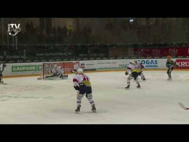 Die Highlights von der Partie EHC Olten gegen HC Biasca Ticino Rockets