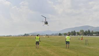 Schweizermeisterschaften im Präzisionsfliegen (23. Juni 2017)