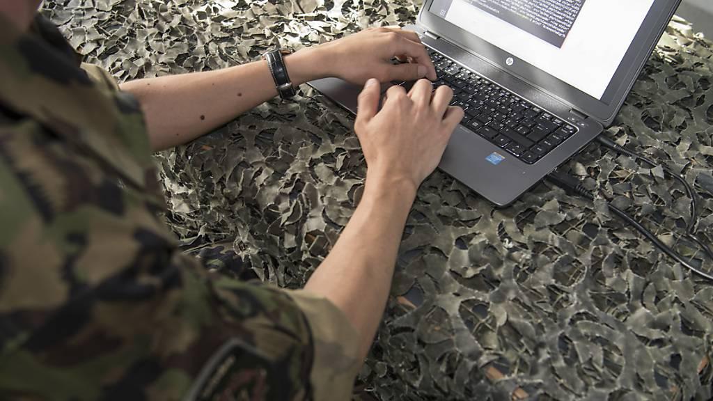 Mit 2,3 Milliarden Franken soll sich Armee für neue Risiken wappnen