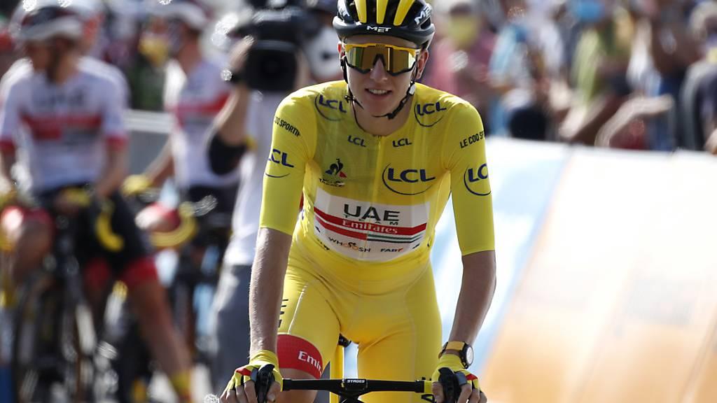 Tadej Pogacars Triumph an der Tour de France ist perfekt