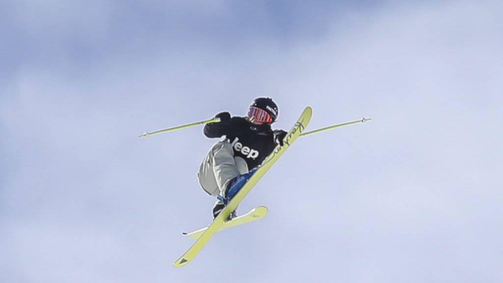 Olympiasiegerin Sarah Höfflin zeigt an den X-Games erneut eine ausgezeichnete Leistung