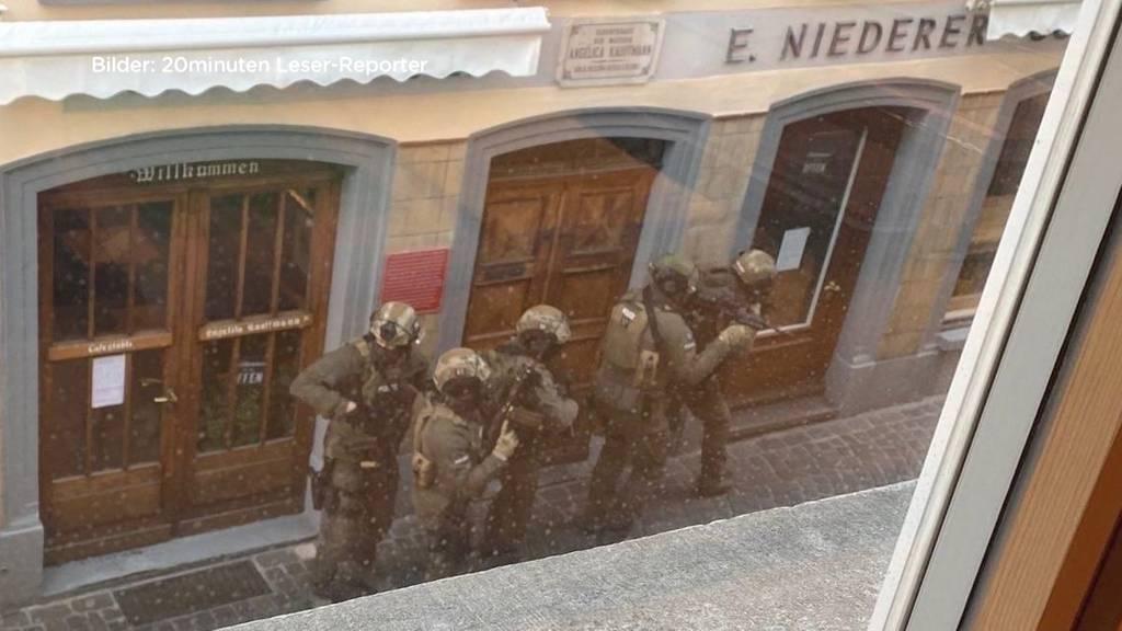Tscheche erbeutet mehrere zehntausend Franken – und wird verhaftet