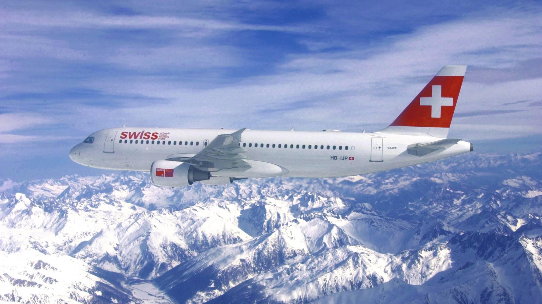 Swiss musste in Kanada notlanden