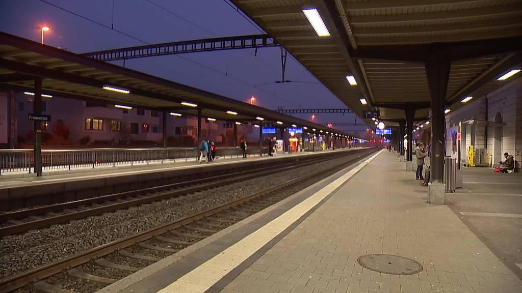 Kurznachrichten: SBB-Störung, Bergbahnergebnis, Brücke