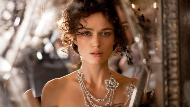 Keira Knightley verkörpert als Anna Karenina eine anrührende Liebende. keystone