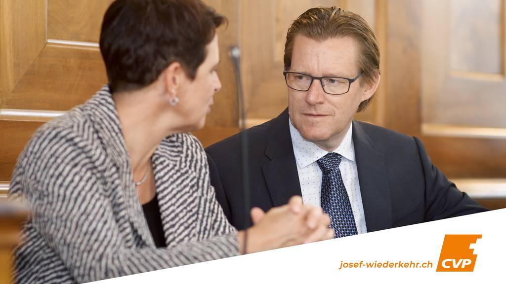 CVP Josef Wiederkehr