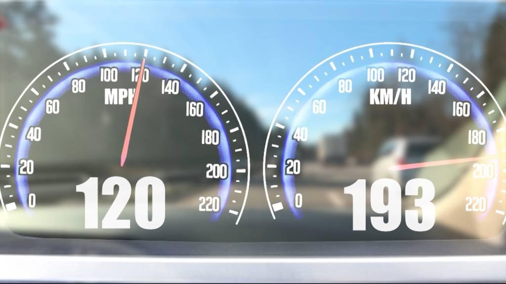 Gefährliche Verwechslung: Tesla zeigt falsche Geschwindigkeit an