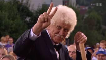 Am Donnerstagabend hat Einstein seinen letzten Auftritt.