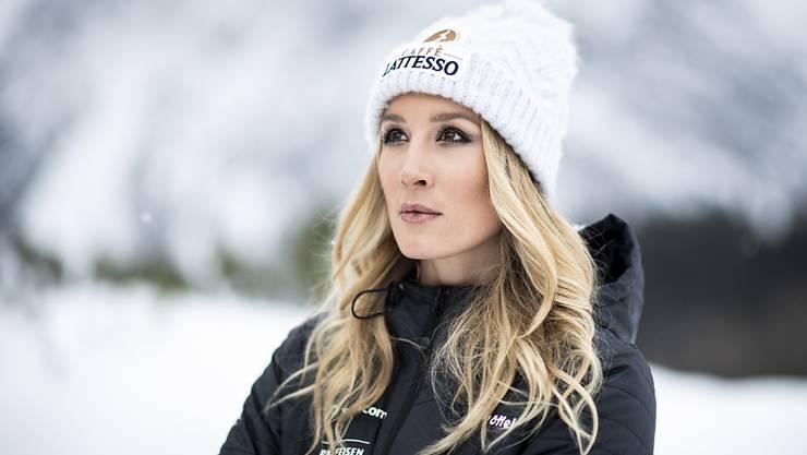 Die Schweizer Skicrosserin Sanna Lüdi fällt rund sechs Wochen aus