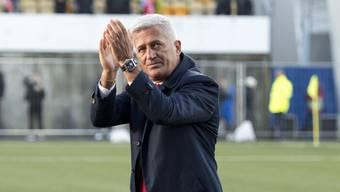 Applaus von SFV-Selektionär Vladimir Petkovic: 2:0-Sieg gegen die Färöer