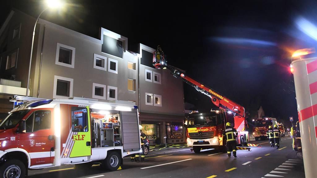 Familienvater wurde bei Wohnungsbrand verletzt