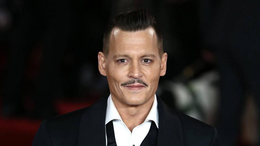Johnny Depp kommt ans Zürich Film Festival!