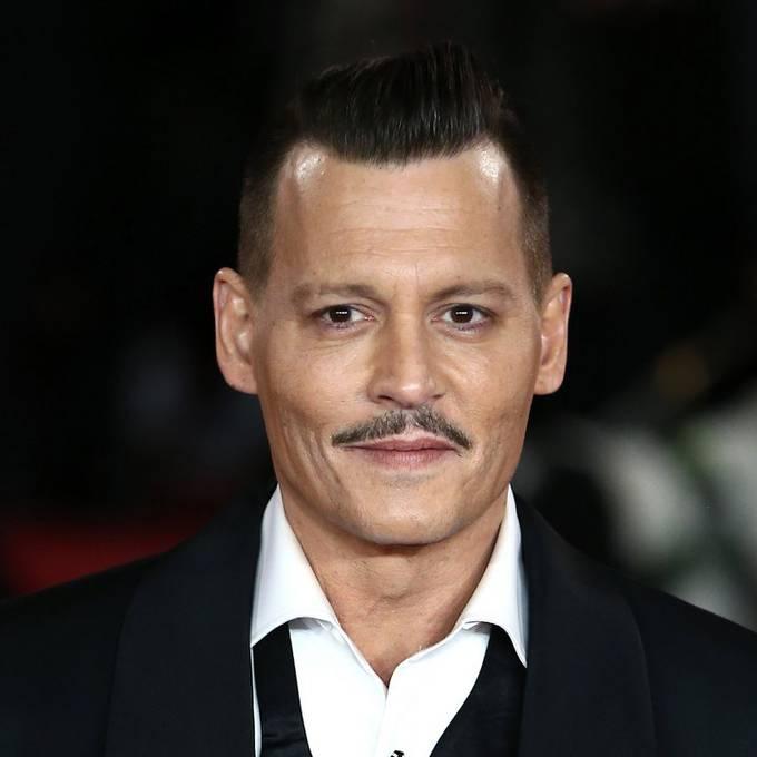 Johnny Depp kommt ans Zürich Film Festival
