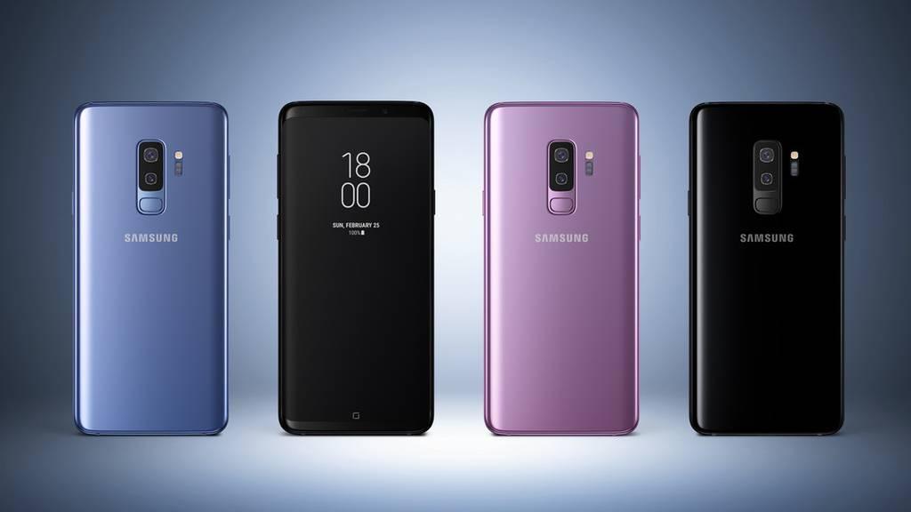 Vernetzt: Das bieten Samsung Galaxy S9 und S9+
