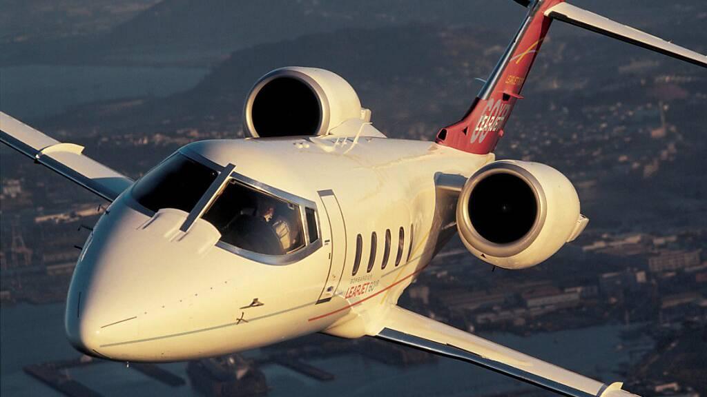 Bombardier stellt Learjet ein
