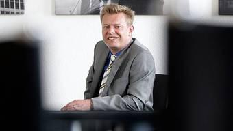 Manager Reto Nause zufrieden (Archiv)