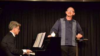 Liederabend im Stadtkeller Dietikon 2018