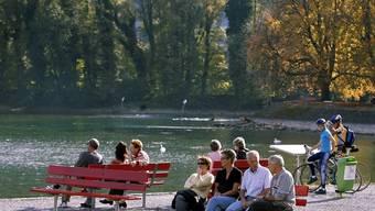 Die Schweiz weist nach wie vor eine hohe Lebensqualität auf (Archiv)