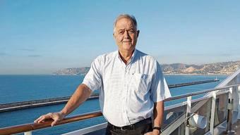 Reto Merkli befindet sich gerade auf Weltreise (hier in Marseille).