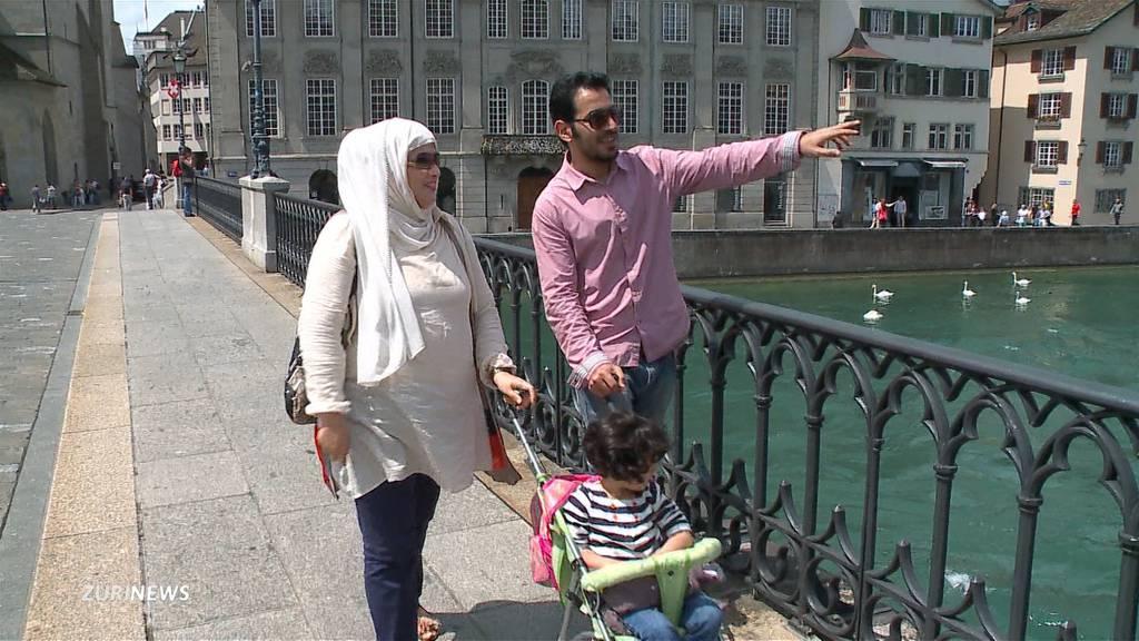 Schweizer Tourismus leidet unter Rückgang von arabischen Touristen