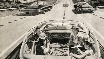 Selbstfahrende Autos sind ein schöner Traum. In der Realität gibt es aber ethische Herausforderungen.