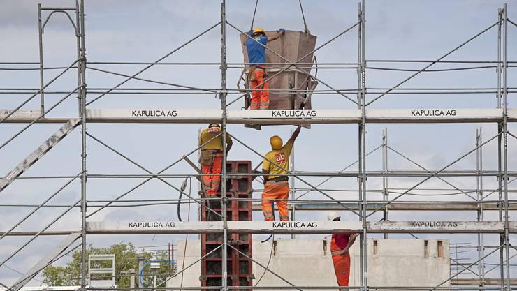 Die CVP ist überzeugt: Damit zusätzlicher Wohnraum geschaffen werden kann, brauchen die Investoren weiter Freiheiten.