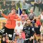 Die Möhliner Nati-B-Handballer überwintern auf Tabellenplatz 4. (archivbild)