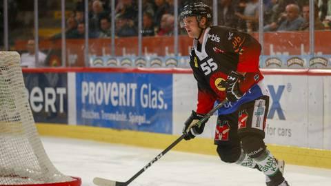 Der Vertrag von Calle Andersson läuft nach dieser Saison aus.