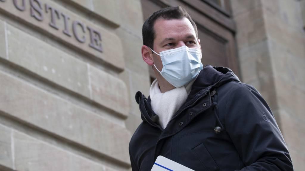 Staatsanwaltschaft ficht erstinstanzliches Urteil gegen Maudet an