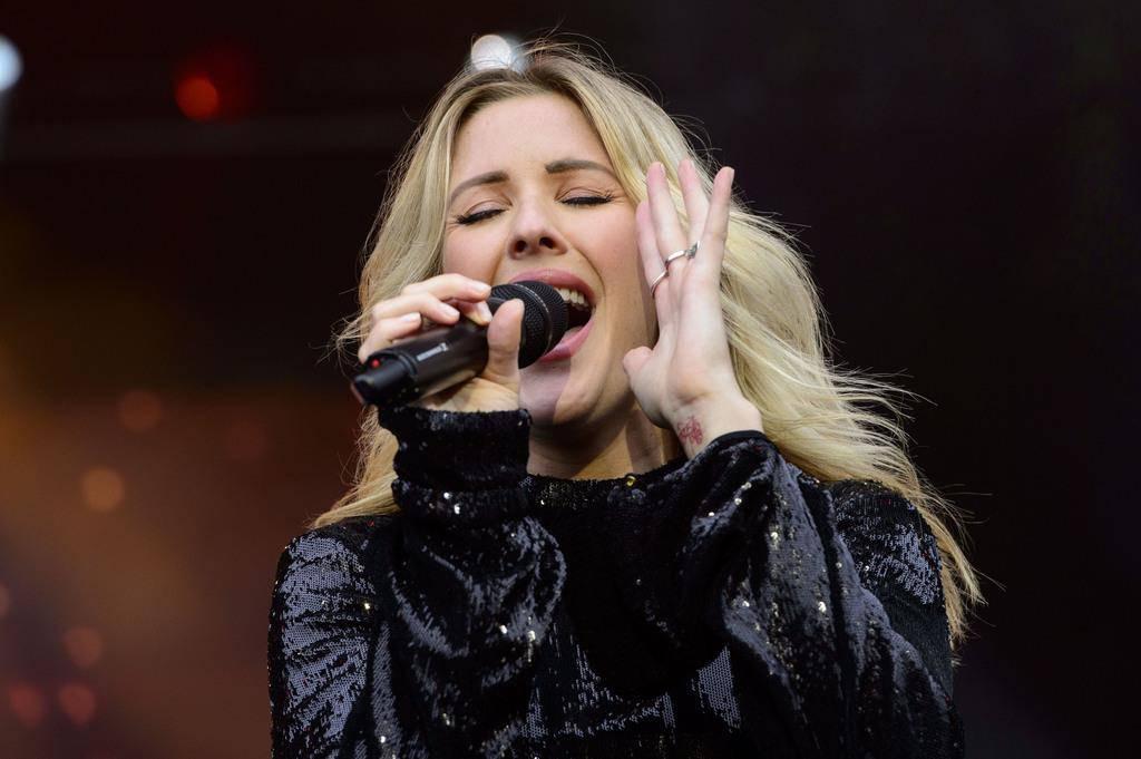 Ellie Gouldings heisseste Auftritte (© ky/sgt)