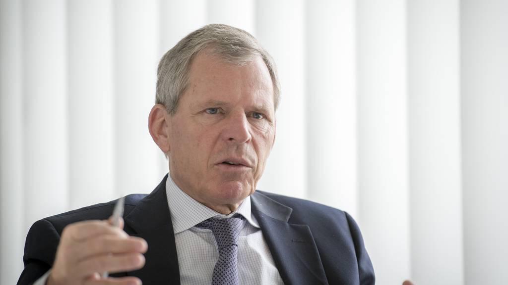 Heinrich Spoerry, Verwaltungsratspräsident der SFS Group, will am Standort Schweiz festhalten