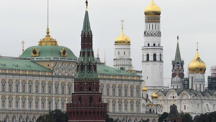 Ein Spezialist der Bundeskriminalpolizei reiste ohne Genehmigung seines Vorgesetzten nach Moskau. (Archiv)