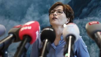 Grünen-Präsidentin Regula Rytz will in den Bundesrat.