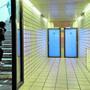 Zusatzreinigungen und Überwachungsdienste sind für die WC-Anlage und die Unterführung geplant.
