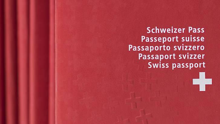 Der Weg zum Schweizer Pass soll für junge erwachsene Ausländer in Zukunft kostenlos sein. (Symbolbild)