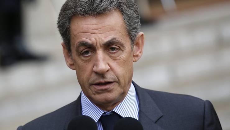 Das Verfahren ist ein herber Rückschlag für Sarkozys Ambitionen auf eine Rückkehr in den Elysée-Palast. (Archiv)