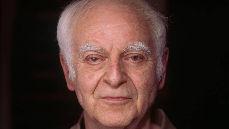 Adolf Muschg wurde mit dem Schweizer Grand Prix Literatur ausgezeichnet