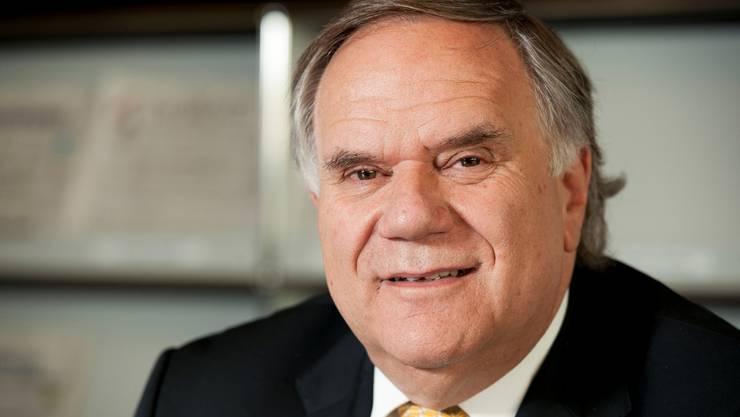 Herbert Winter spricht sich gegen das Burkaverbot aus.  Alex Spichale