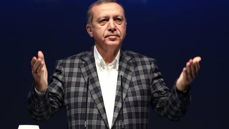 Der türkische Präsident Erdogan hat es mit der Visa-Freiheit der Türkinnen und Türken nicht mehr so eilig.