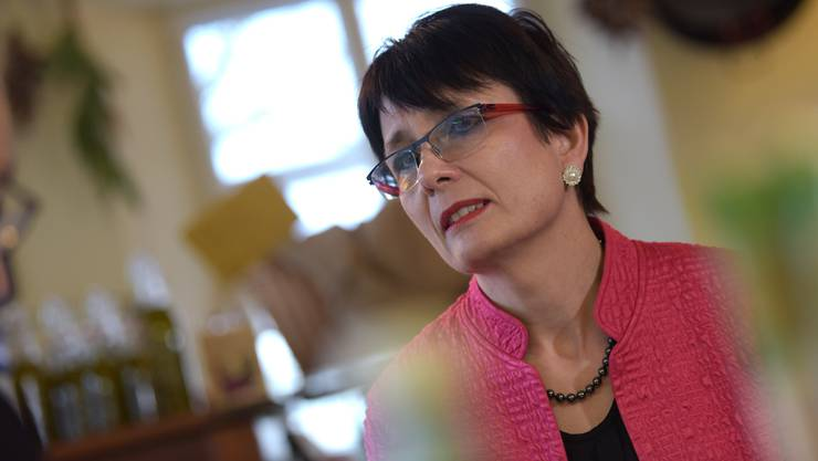 Elisabeth Augstburger erfuhr nach Äusserungen zur Therapie gegen Homosexuelle einen regelrechten Shitstorm.