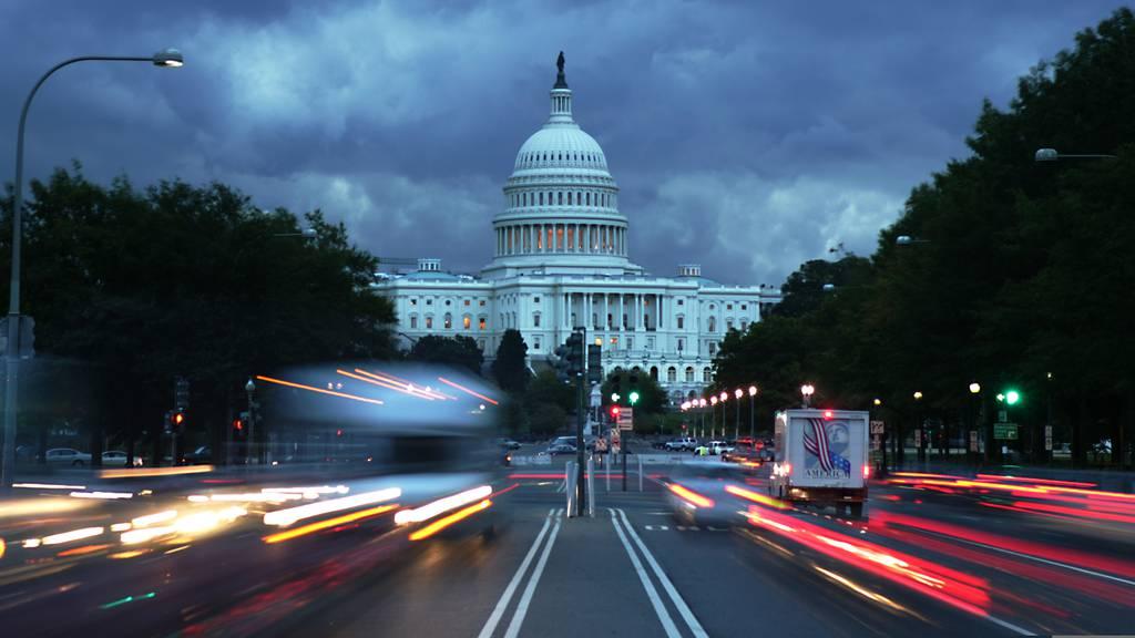 Capitol Washington, Kapitol, USA
