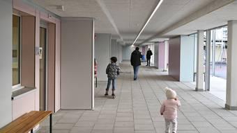 Das Bundesasylzentrum in Zürich ist eines von mehreren neuen Zentren seit der Schaffung der sechs Asylregionen der Schweiz.