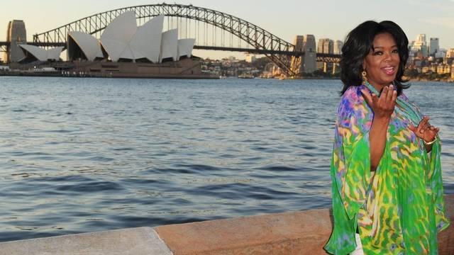 US-Star Oprah weist beim Spenden ein fleissiges Händchen auf