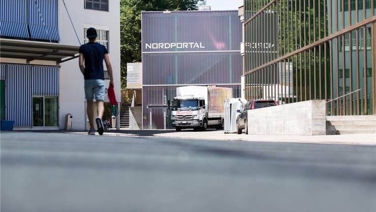 2005 wurde das «Nordportal» in Baden eröffnet. Es wird – wenn auch kommerzieller – auch ab 2019 weiterbestehen.