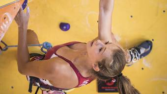 Klettern Mammut Youth Climbing Cup