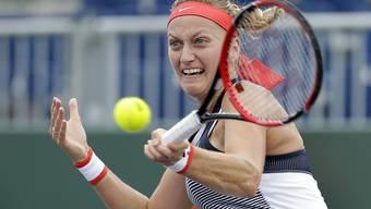 Die tschechische Teamleaderin Petra Kvitova nimmt sich im Fedcup eine Auszeit